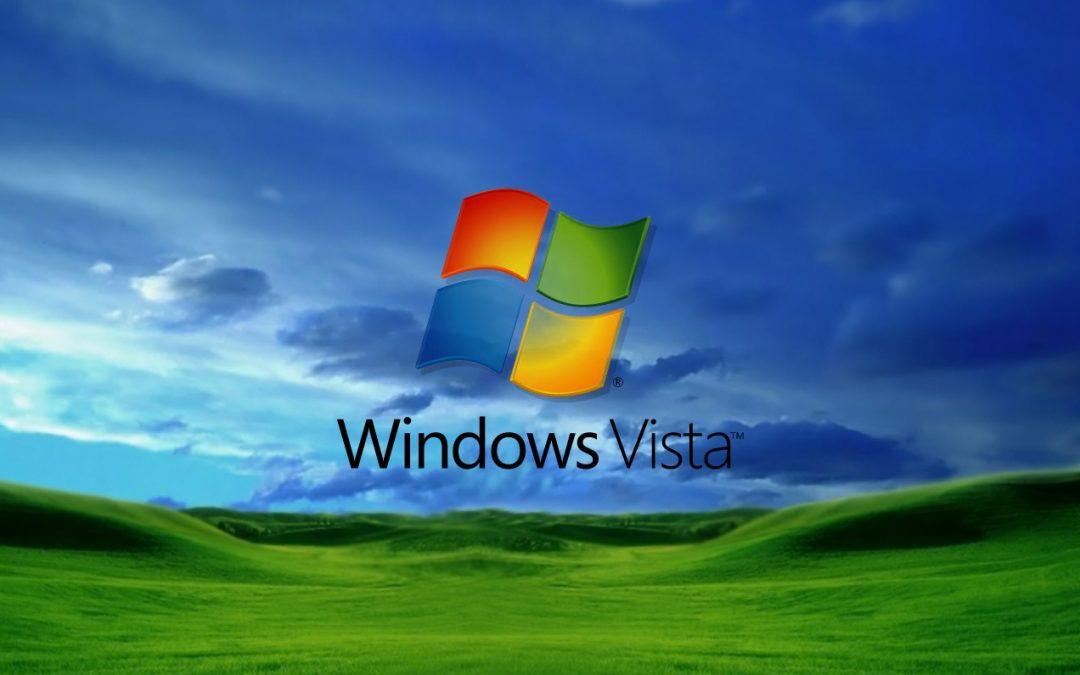 Attention Everyone Running Vista!