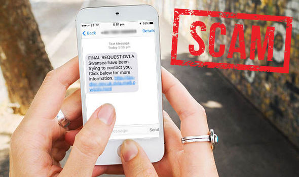How to Spot a Text Scam