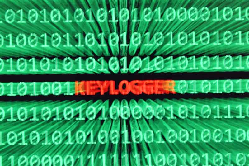 Infected Apps with Keyloggers