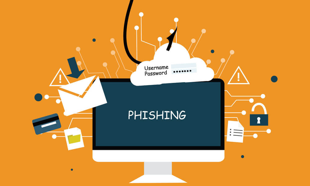 Phishing Scams Behind Most Cyber Attacks!