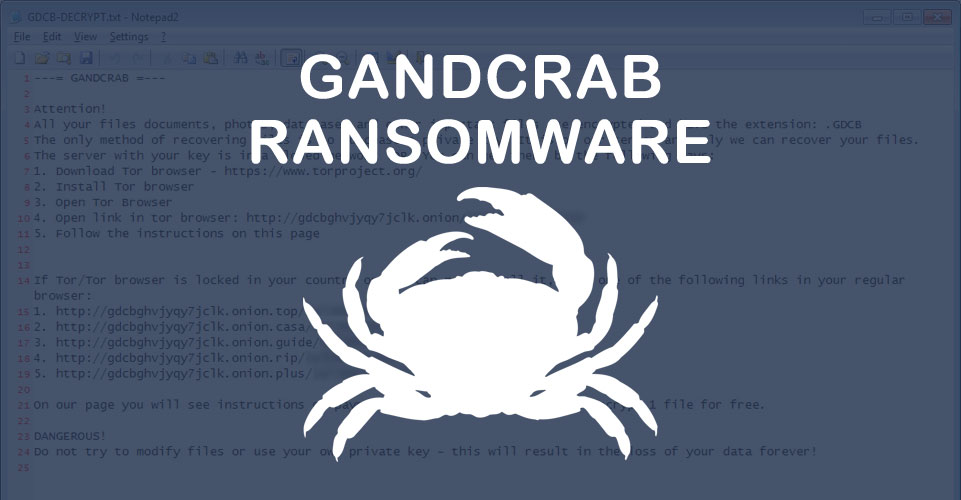 GrandCrab 5.04 More Harmful Than Ever!