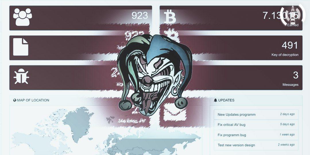 Jokeroo Ransomware Exit Scam